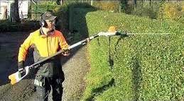 long handled hedge trimmer