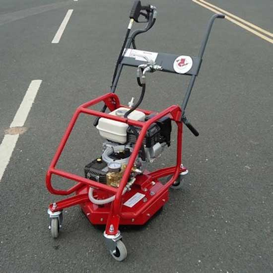rotary power pressure washer